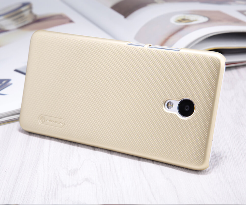 Nillkin Super Frosted Shield Matte cover case for Meizu M5 Note + free screen protector