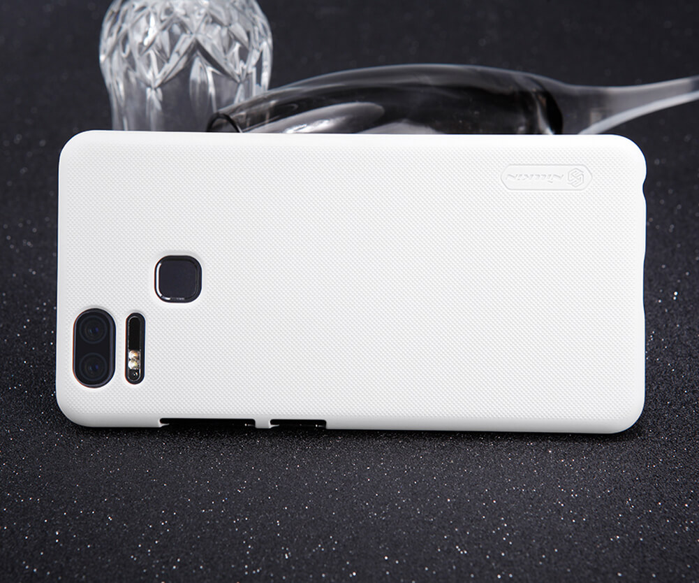 Nillkin Super Frosted Shield Matte cover case for Asus Zenfone 3 Zoom (ZE553KL) + free screen protector