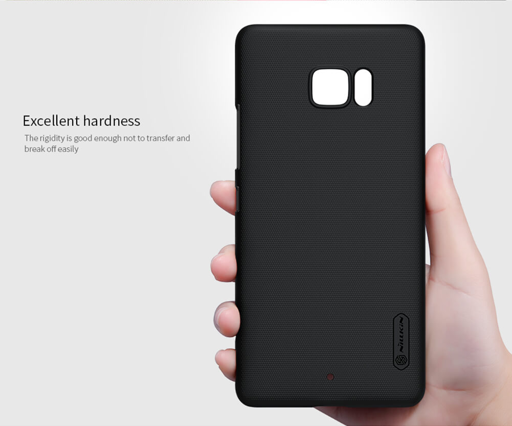 Nillkin Super Frosted Shield Matte cover case for HTC U Ultra + free screen protector