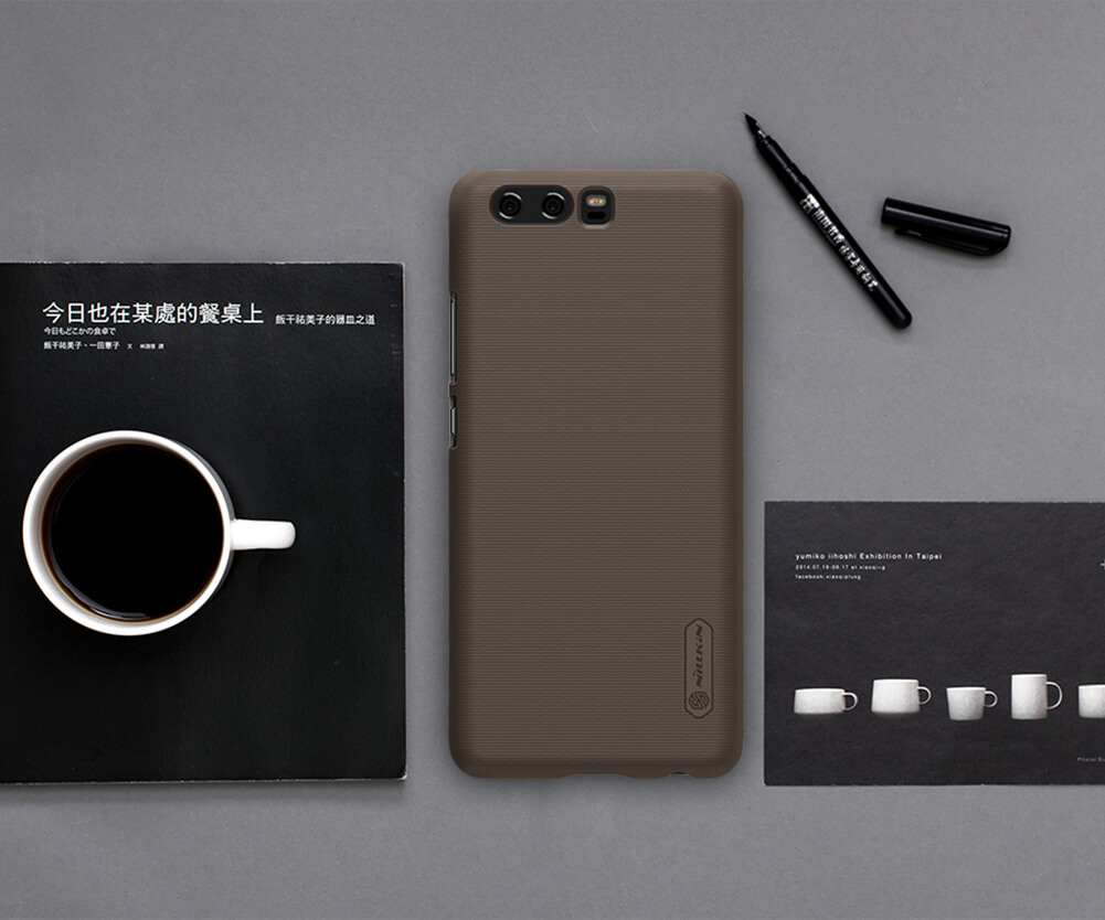 Nillkin Super Frosted Shield Matte cover case for Huawei P10 VTR-L09 VTR-L29 + free screen protector