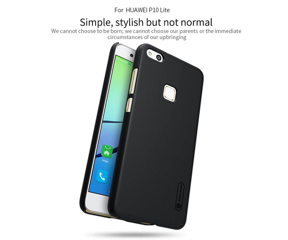 nillkin super frosted shield matte cover case for huawei. Black Bedroom Furniture Sets. Home Design Ideas