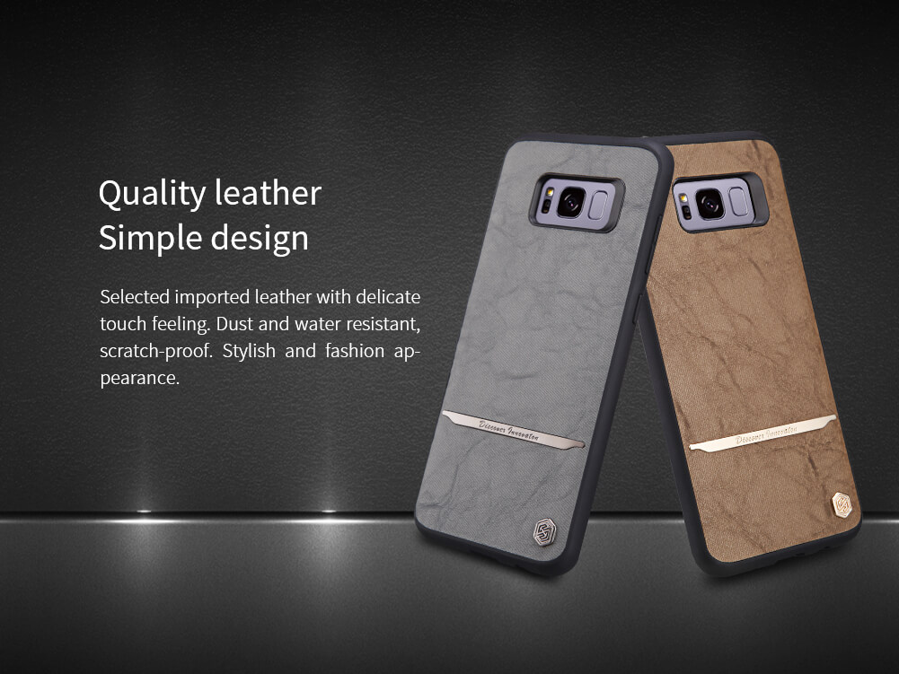 Nillkin Mercier elegant case for Samsung Galaxy S8 Plus S8+