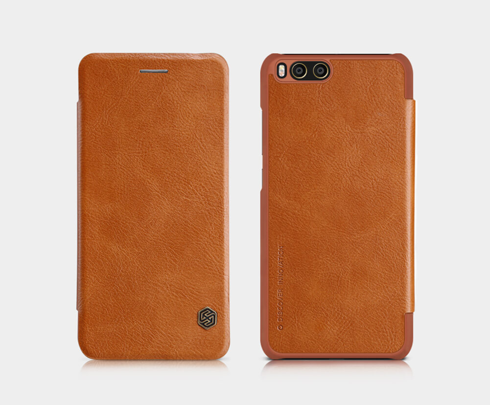 Nillkin Qin Series Leather case for Xiaomi Mi6
