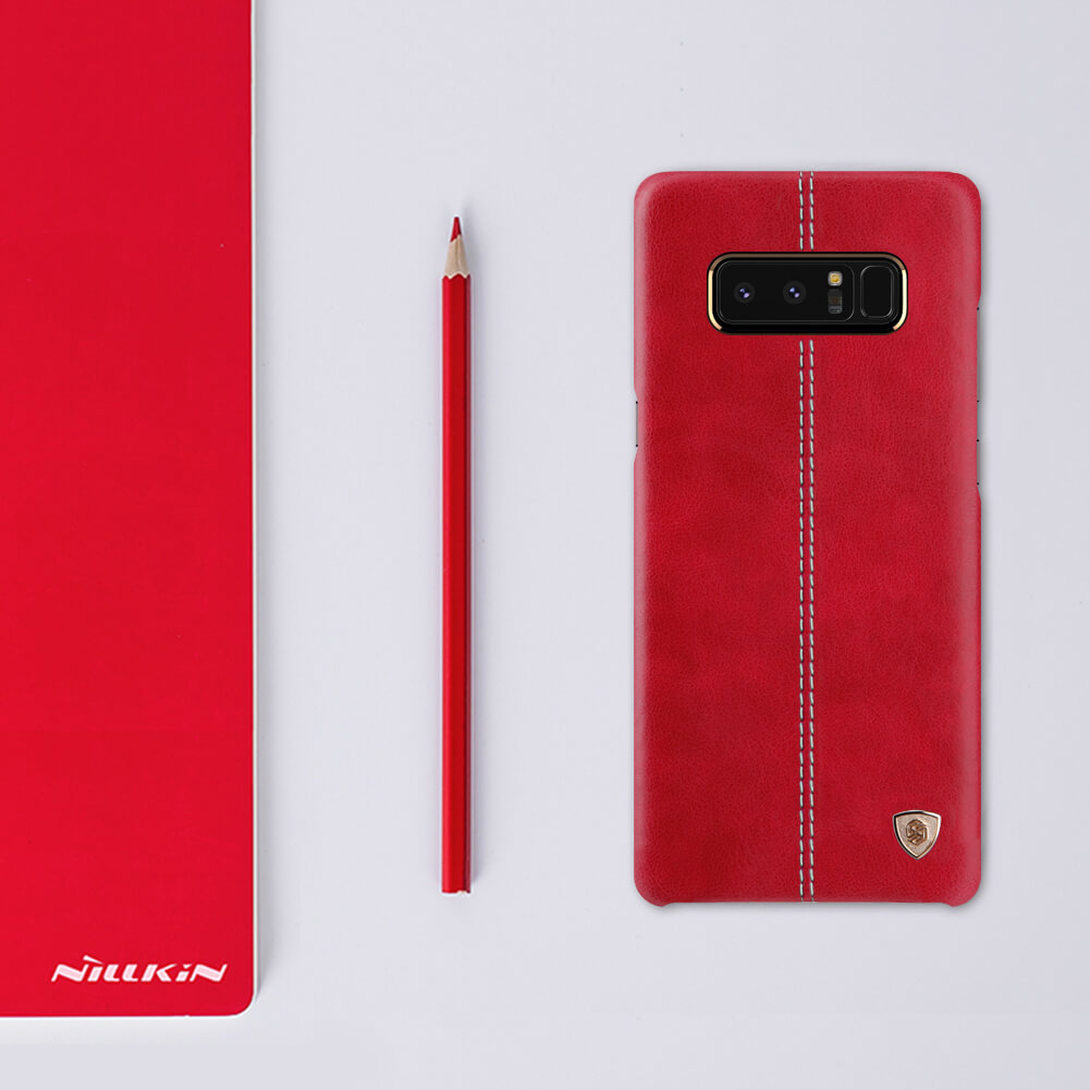 Nillkin Englon Leather Cover case for Samsung Galaxy Note 8