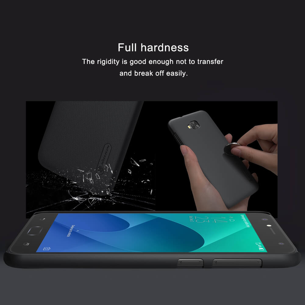 Nillkin Super Frosted Shield Matte Cover Case For Asus
