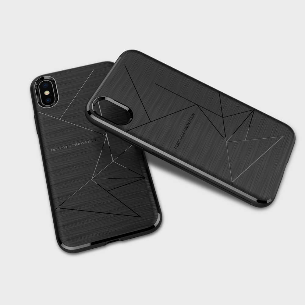 Nillkin Magic Qi wireless charger case for Apple iPhone X
