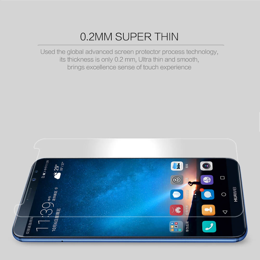 Nillkin Amazing H+ Pro tempered glass screen protector for Huawei Nova 2i