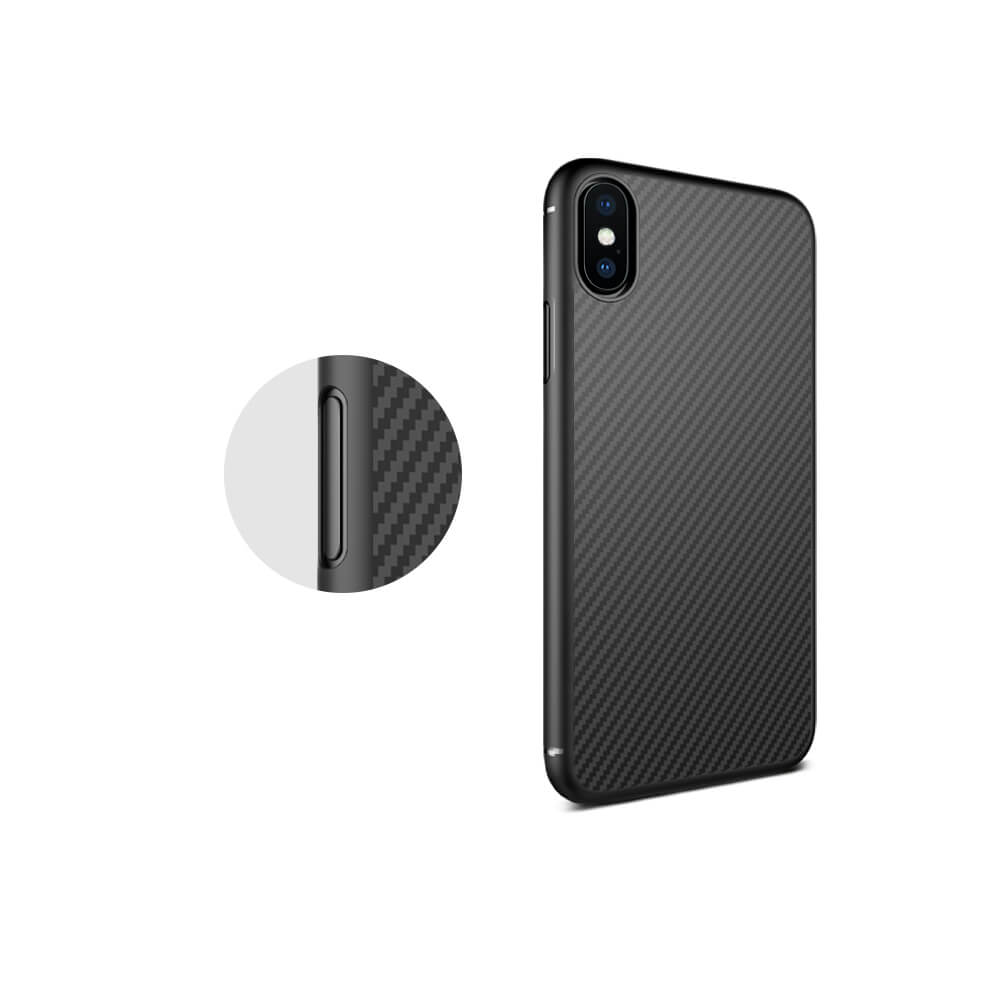 Nillkin Synthetic fiber Series protective case for Apple iPhone X
