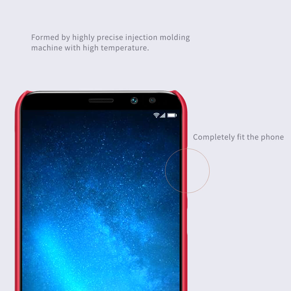 Nillkin Super Frosted Shield Matte cover case for Huawei Nova 2i + free screen protector