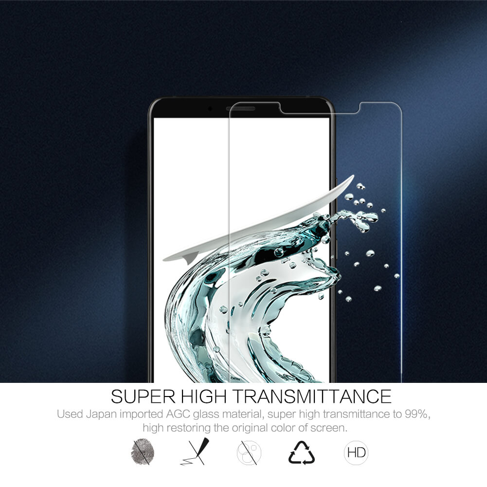 Nillkin Amazing H+ Pro tempered glass screen protector for Huawei Mate 10