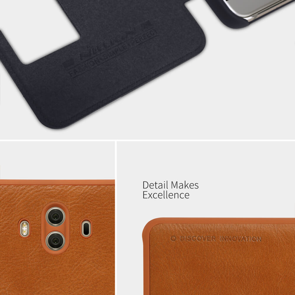 Nillkin Qin Series Leather case for Huawei Mate 10