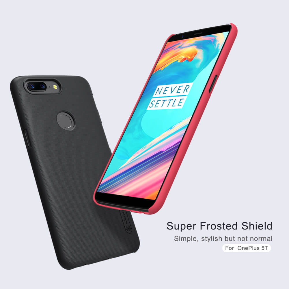 Nillkin OnePlus 5T Super Frosted Shield Case 2