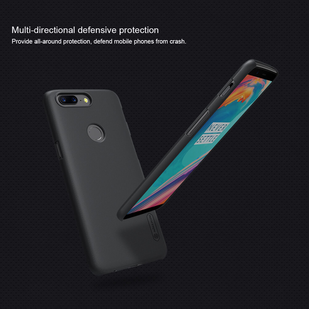 Nillkin OnePlus 5T Super Frosted Shield Case 6