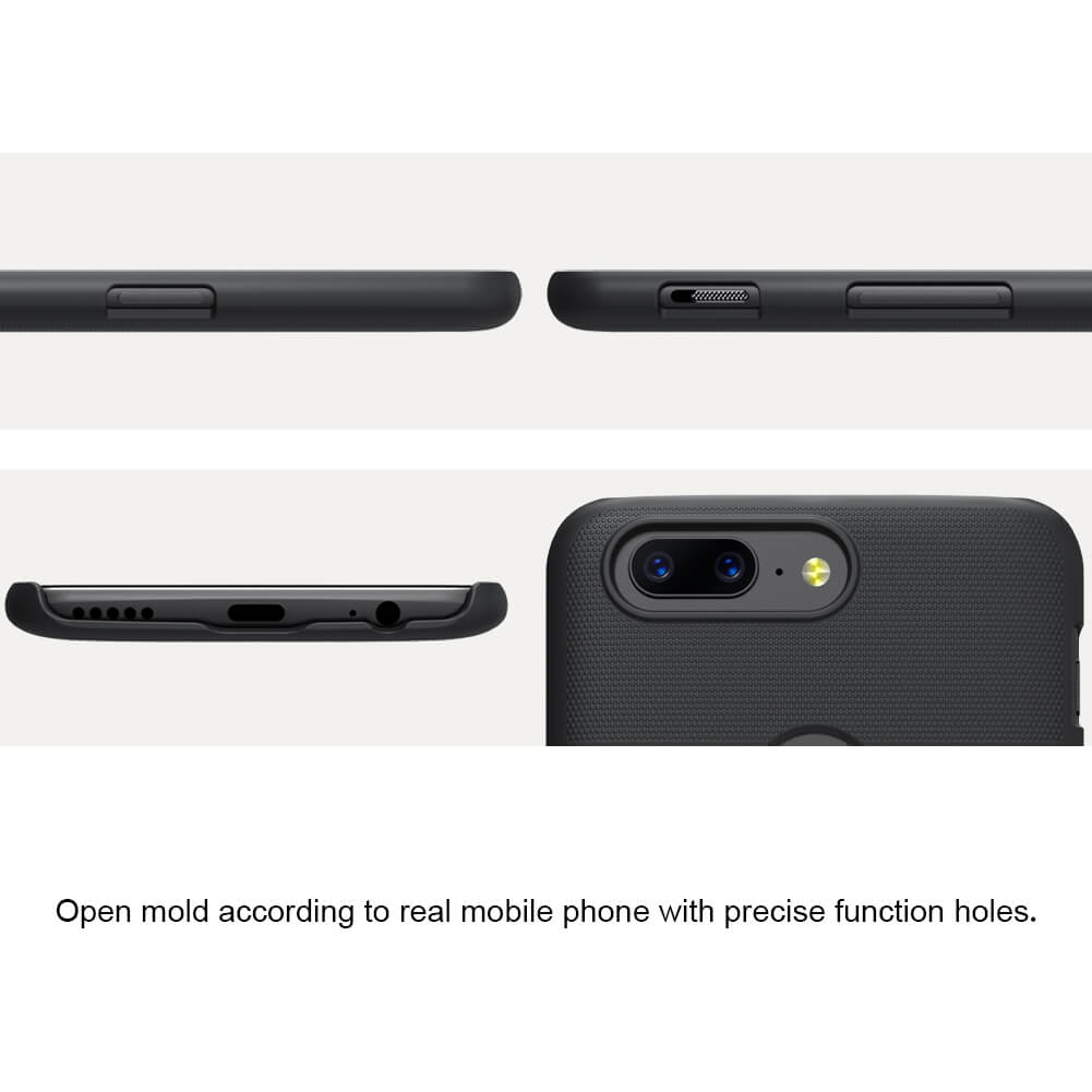 Nillkin OnePlus 5T Super Frosted Shield Case 7