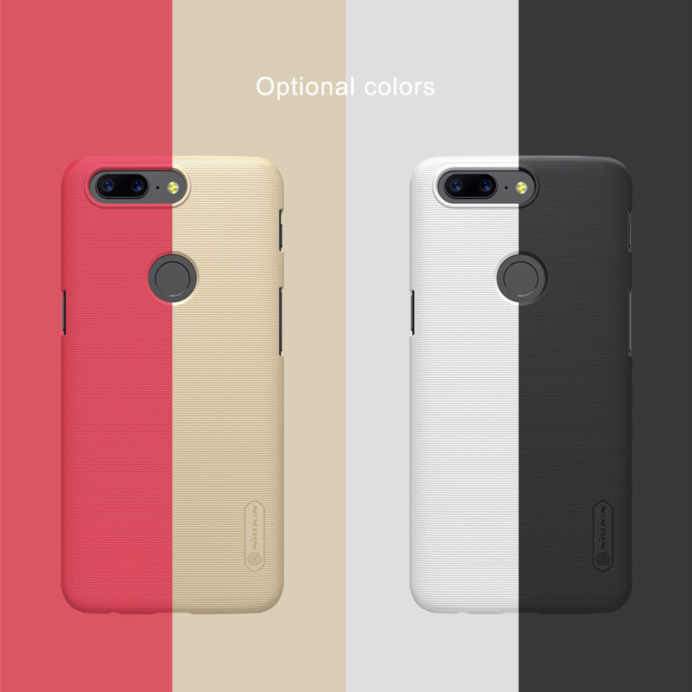 Nillkin OnePlus 5T Super Frosted Shield Case 8