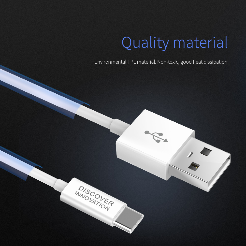 Nillkin new high quality cable USB to Type-C
