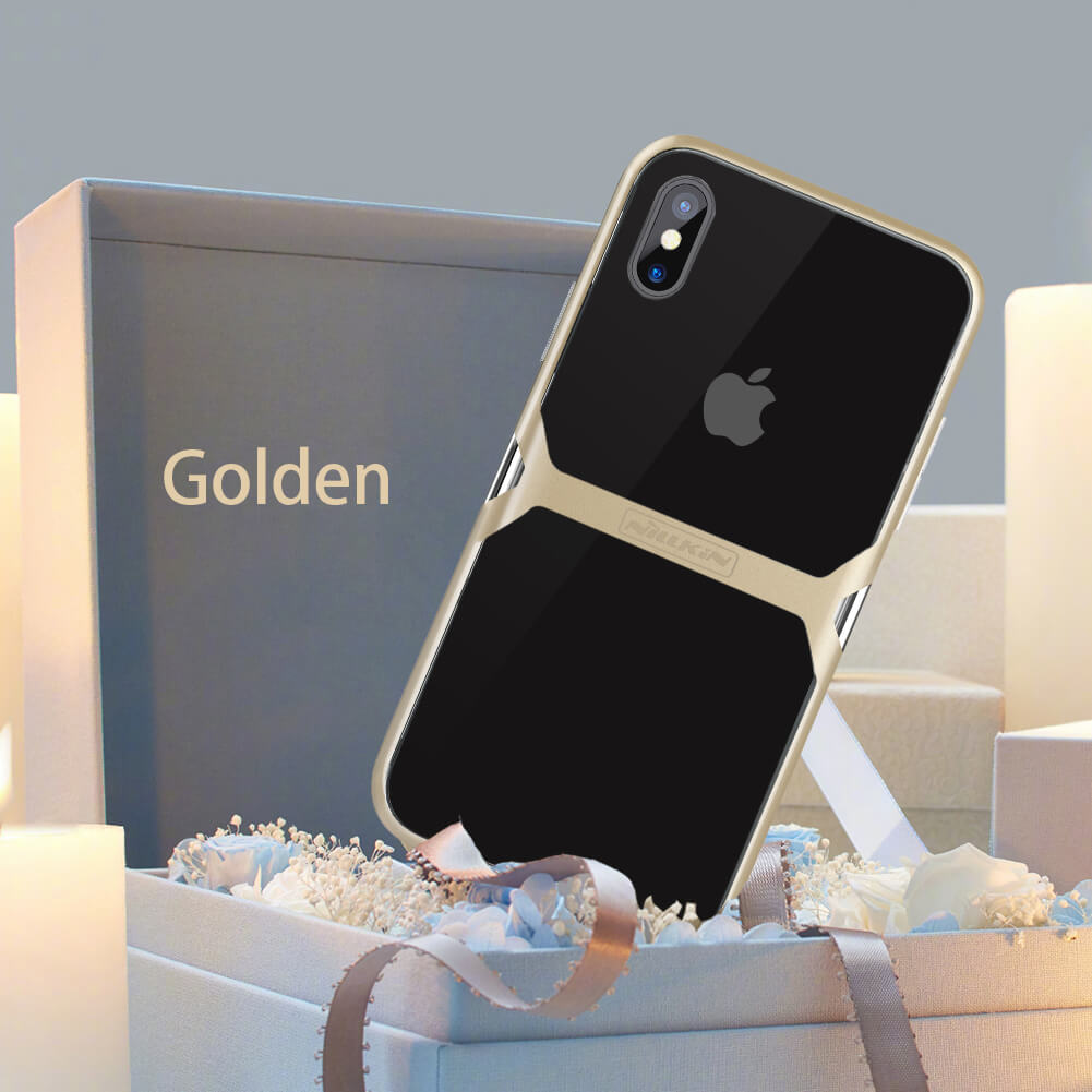 Nillkin Crystal case for Apple iPhone X