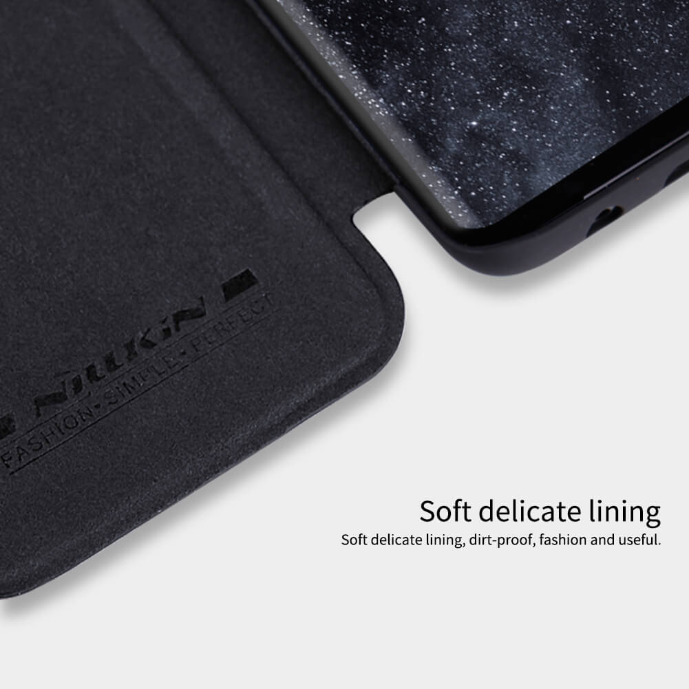 Nillkin Qin Series Leather case for Samsung Galaxy S9 Plus