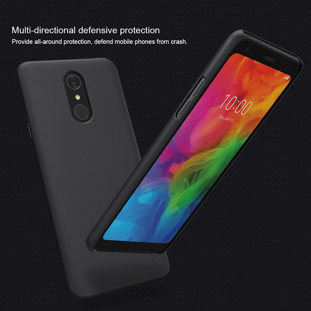 Nillkin Super Frosted Shield Matte cover case for LG Q7