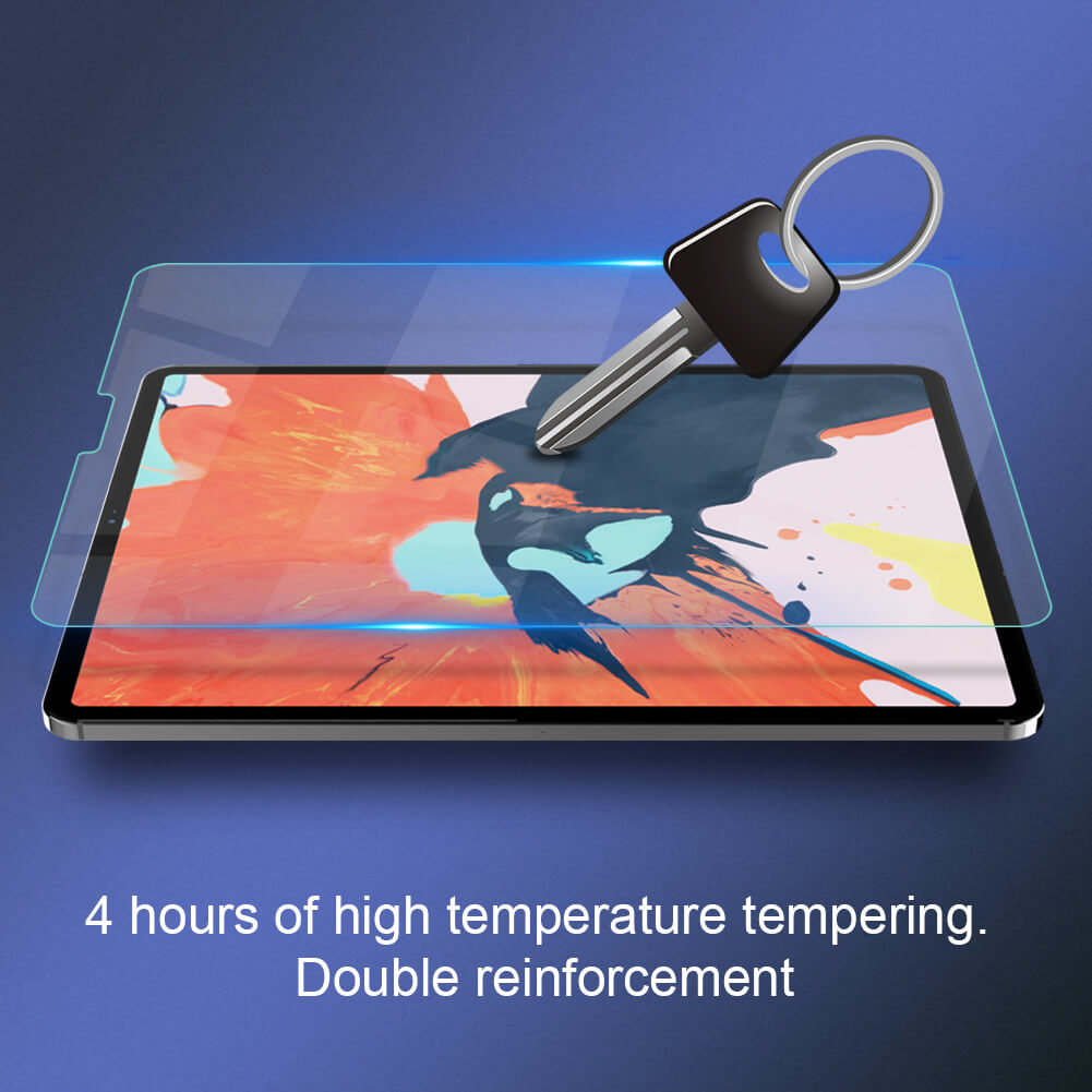 Nillkin Amazing H+ tempered glass screen protector for Apple iPad Pro 11 (2018)