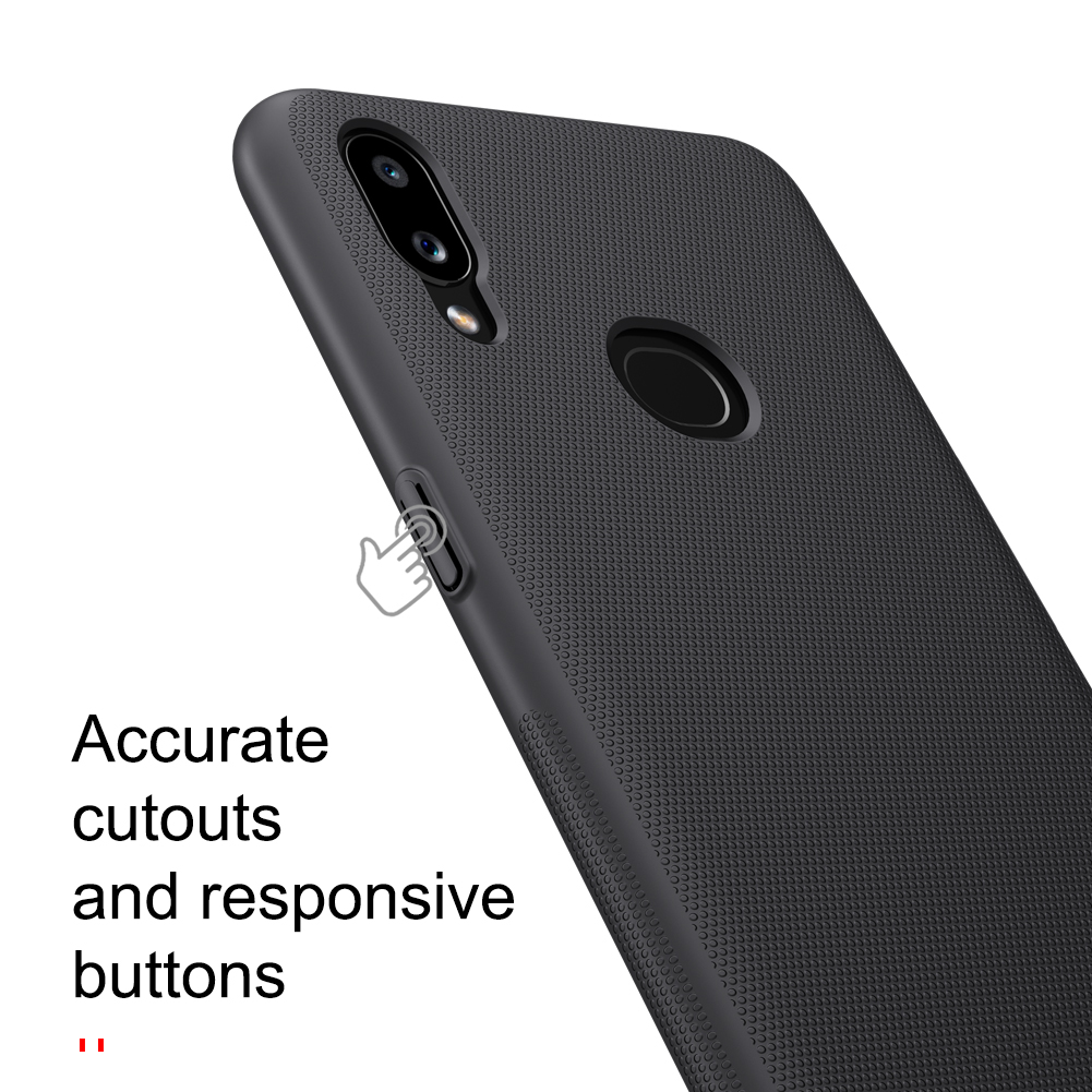 Nillkin Super Frosted Shield Matte cover case for Samsung Galaxy A10s