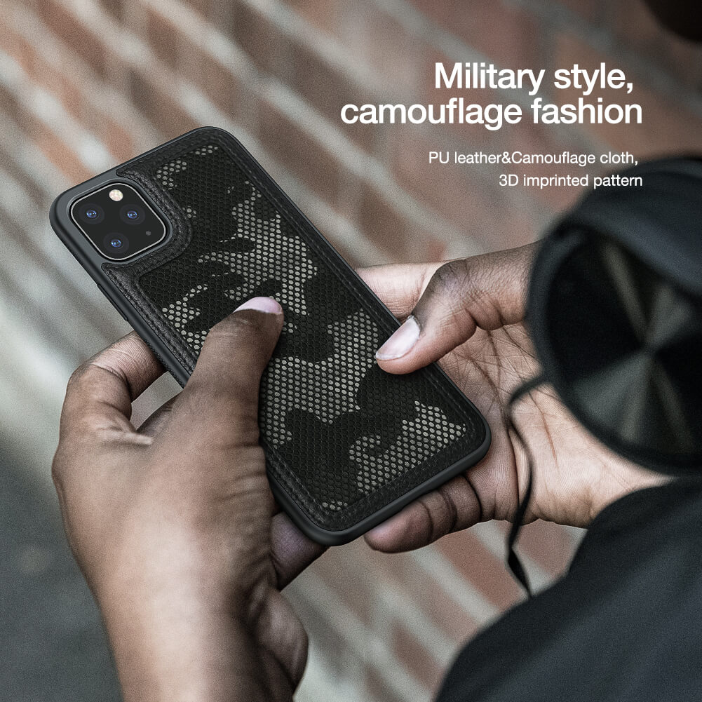 Nillkin Camo cover case for Apple iPhone 11 Pro (5.8)