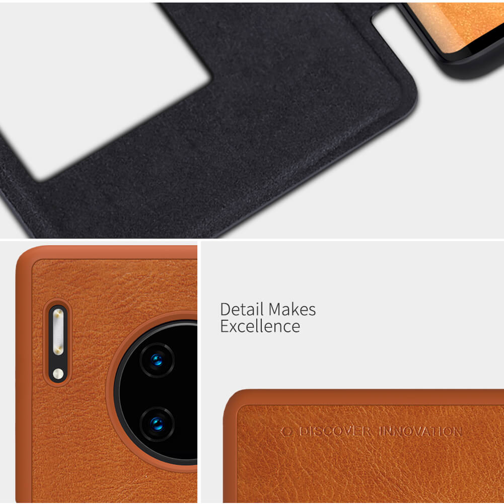 Nillkin Qin Series Leather case for Huawei Mate 30 Pro