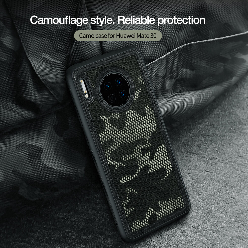 Nillkin Camo cover case for Huawei Mate 30