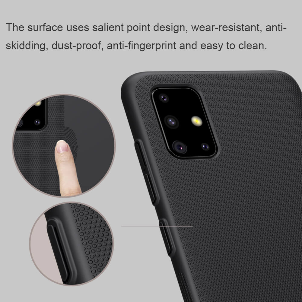Nillkin Super Frosted Shield Matte cover case for Samsung Galaxy A51