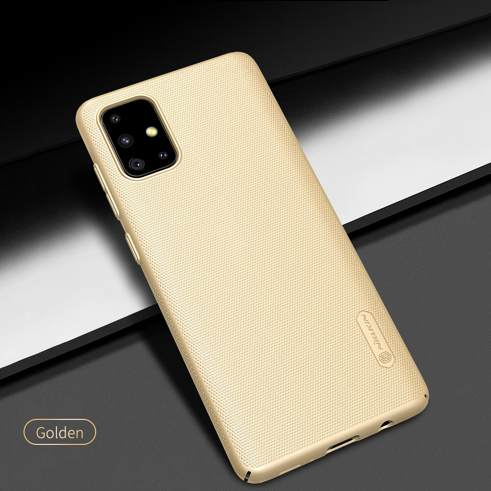 Nillkin Super Frosted Shield Matte cover case for Samsung Galaxy A71