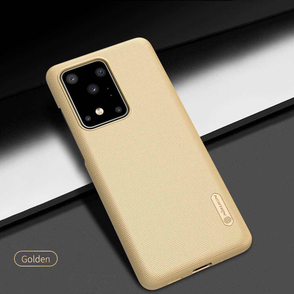 Nillkin Super Frosted Shield Matte cover case for Samsung Galaxy S20 Ultra (S20 Ultra 5G)