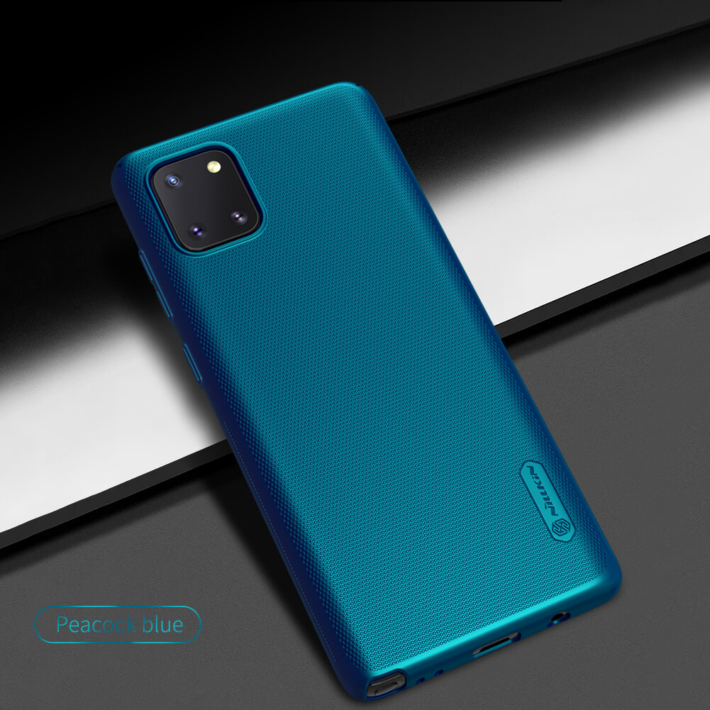 Nillkin Super Frosted Shield Matte cover case for Samsung Galaxy Note 10 Lite