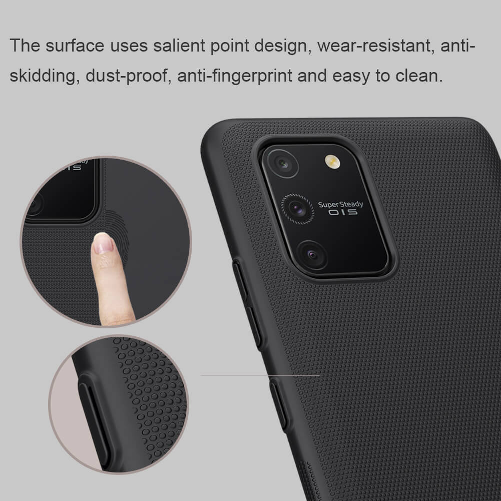 Nillkin Super Frosted Shield Matte cover case for Samsung Galaxy S10 Lite (2020)