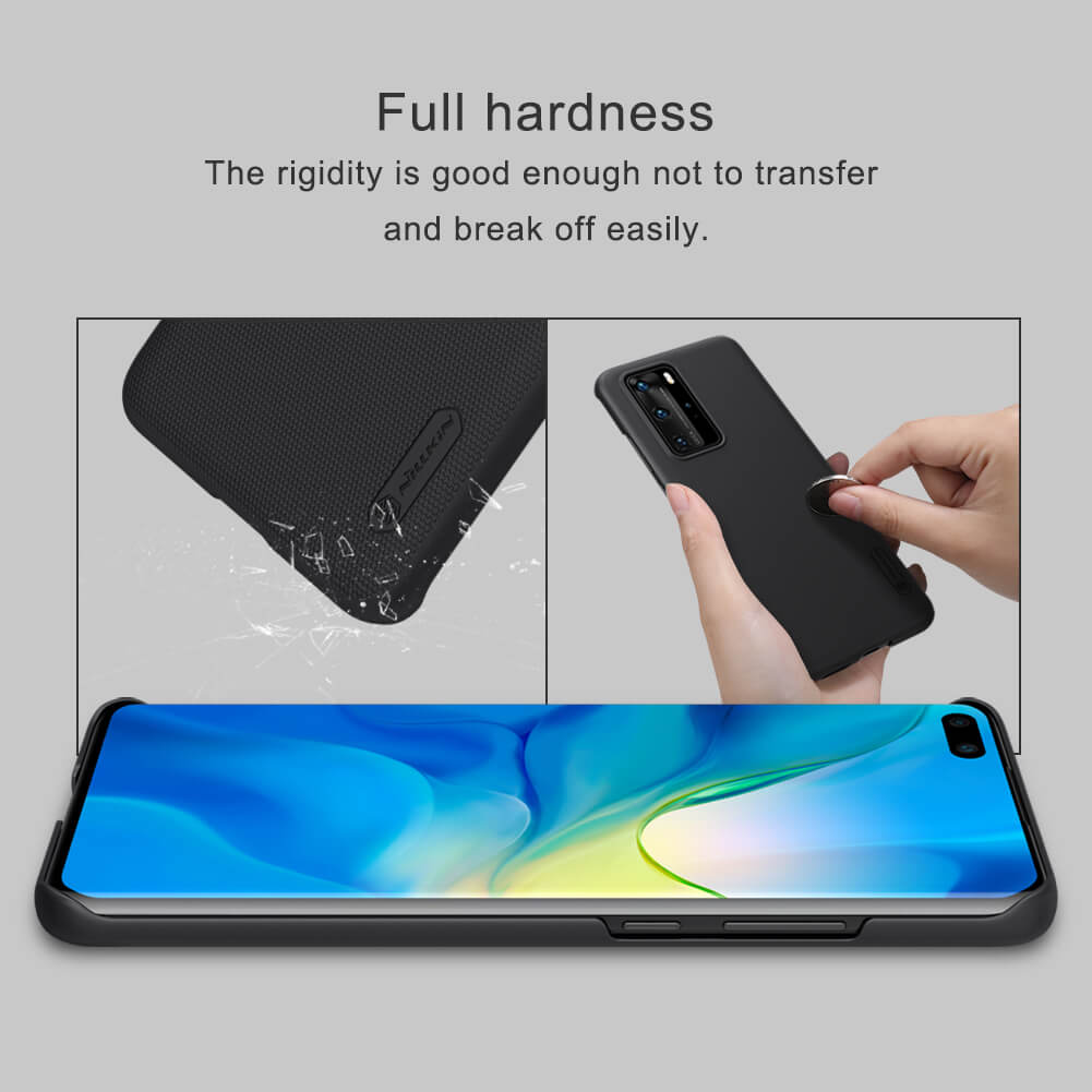 Nillkin Super Frosted Shield Matte cover case for Huawei P40 Pro