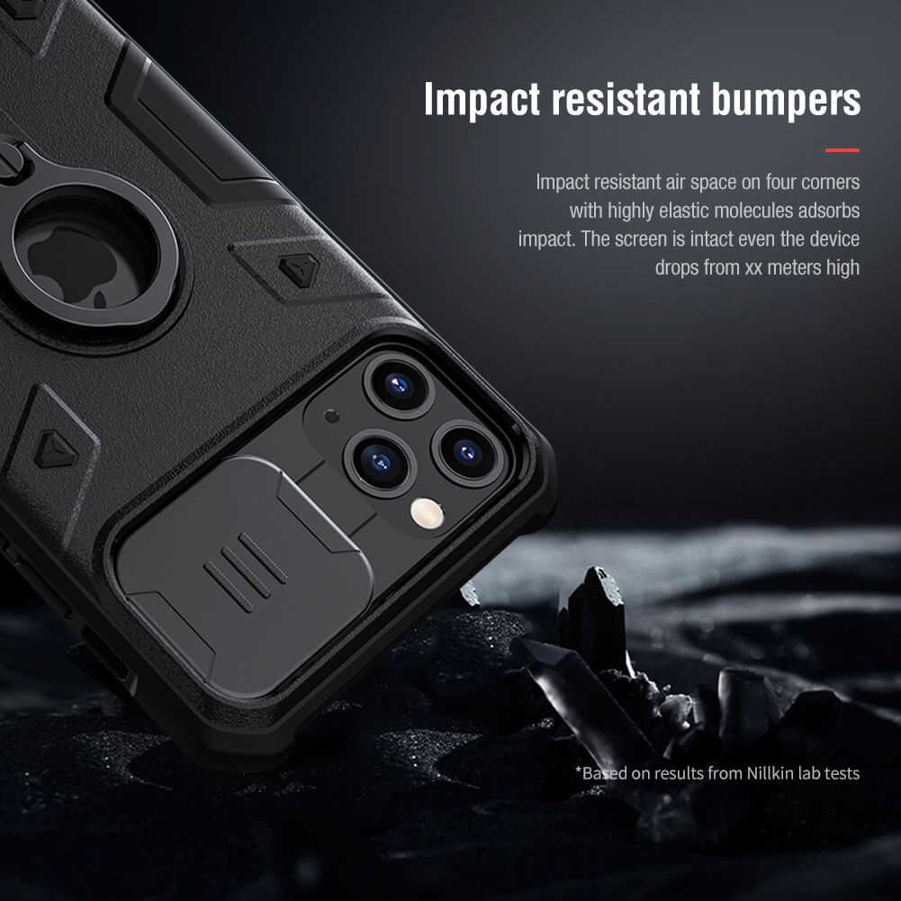 Nillkin CamShield Armor case for Apple iPhone 11 Pro Max (6.5)