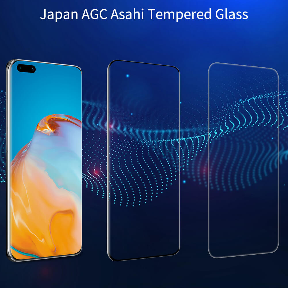 Nillkin Amazing 3D DS+ Max tempered glass screen protector for Huawei P40 Pro, P40 Pro Plus (P40 Pro+)