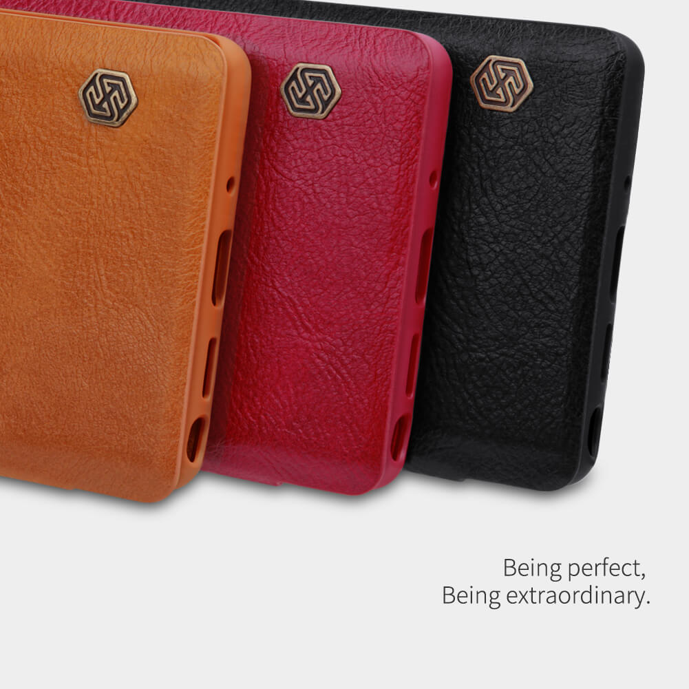 Nillkin Qin Series Leather case for Samsung Galaxy Note 20 Ultra