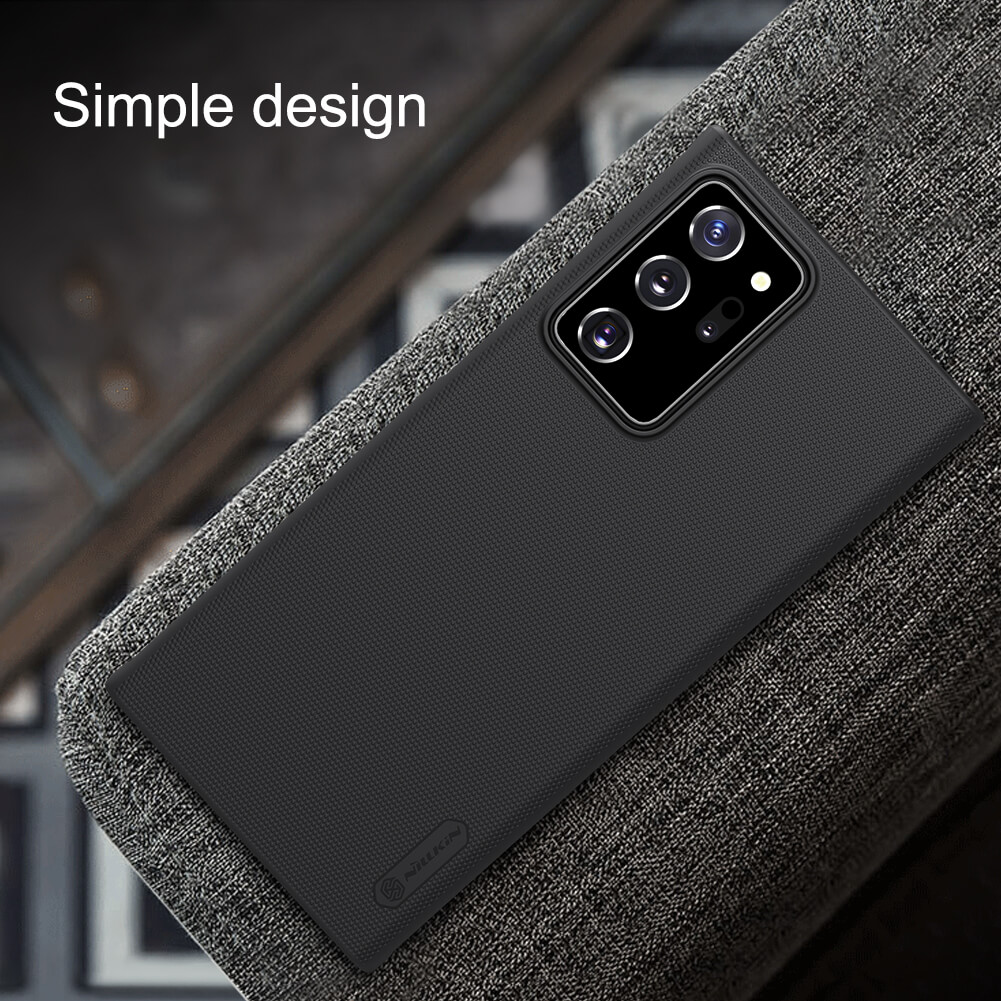 Nillkin Super Frosted Shield Matte cover case for Samsung Galaxy Note 20 Ultra