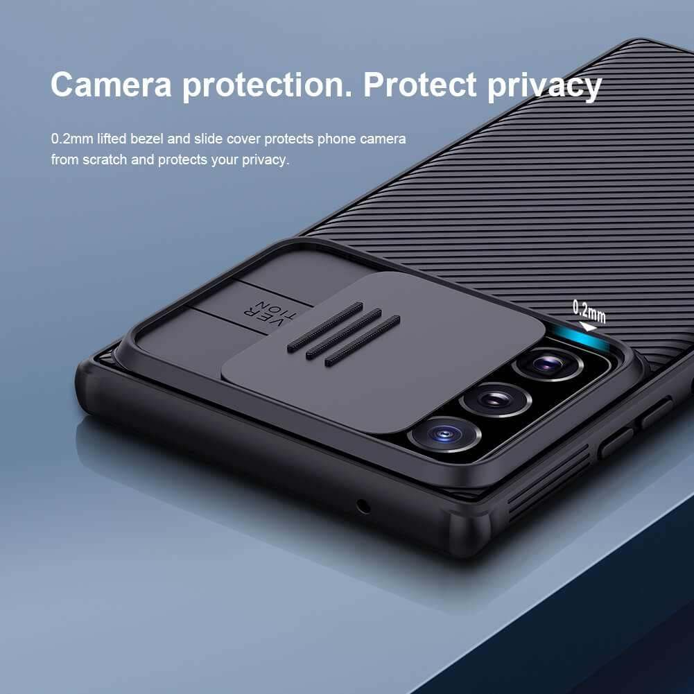 Nillkin CamShield Pro cover case for Samsung Galaxy Note 20 Ultra