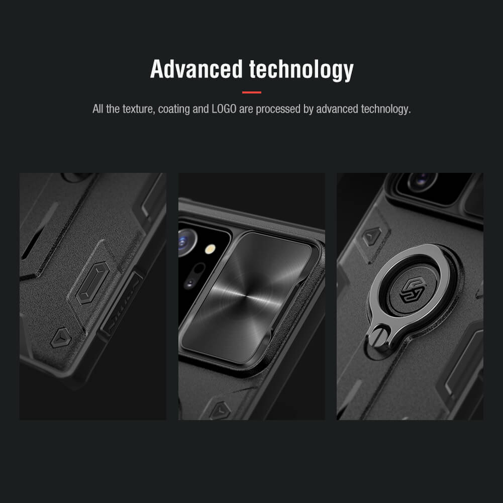Nillkin CamShield Armor case for Samsung Galaxy Note 20 Ultra