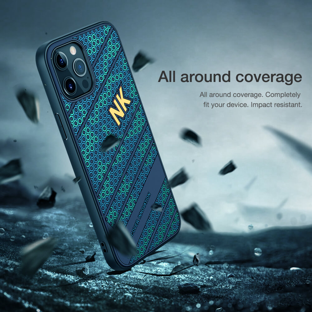 Nillkin Striker sport cover case for Apple iPhone 12 Pro Max 6.7 6