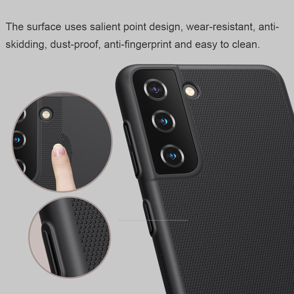 Nillkin Super Frosted Shield Matte cover case for Samsung Galaxy S21 (S21 5G)