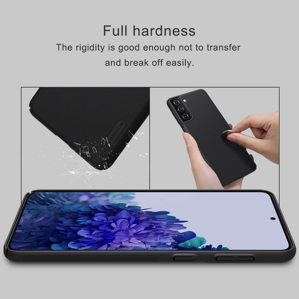 Nillkin Super Frosted Shield Matte cover case for Samsung Galaxy S21 Plus (S21+ 5G)