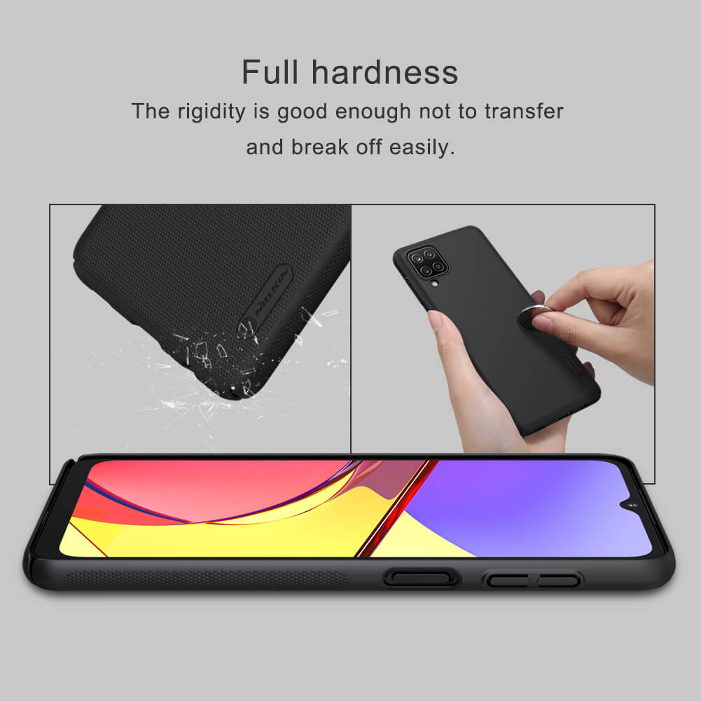 Nillkin Super Frosted Shield Matte cover case for Samsung Galaxy A12