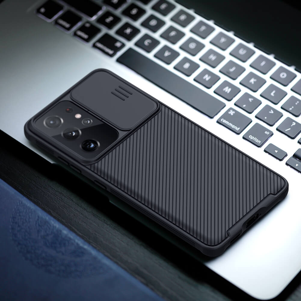 Nillkin CamShield Pro cover case for Samsung Galaxy S21 Ultra (S21 Ultra 5G)