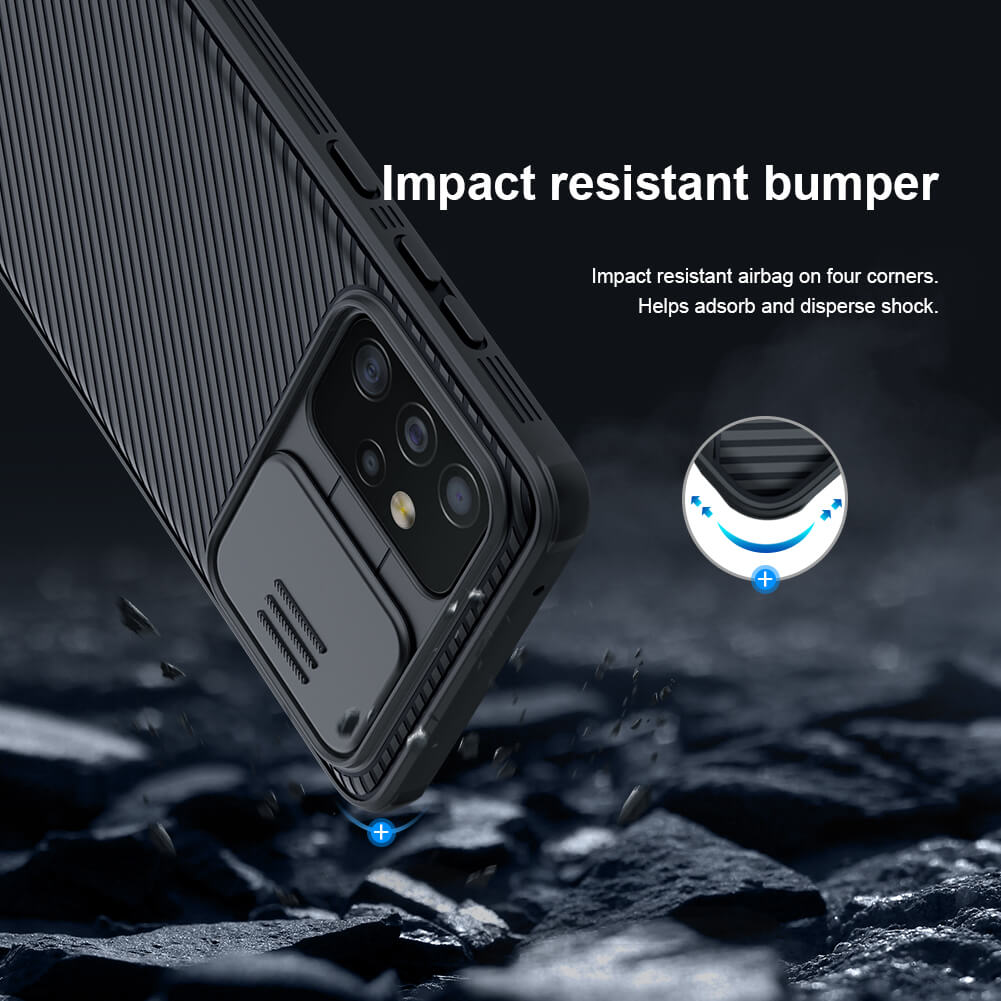 Nillkin CamShield Pro cover case for Samsung Galaxy A52 4G, A52 5G
