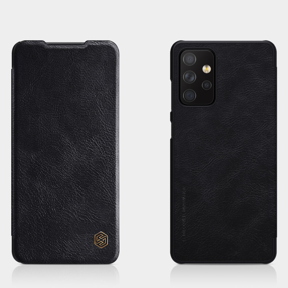 Nillkin Qin Series Leather case for Samsung Galaxy A72 4G, A72 5G