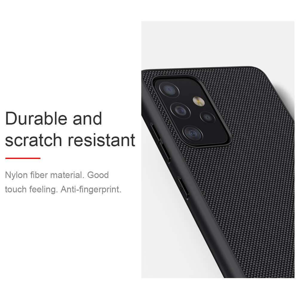 Nillkin Textured nylon fiber case for Samsung Galaxy A52 4G, A52 5G