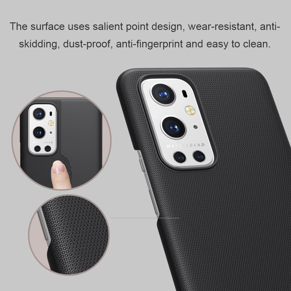 Nillkin Super Frosted Shield Matte cover case for Oneplus 9 Pro
