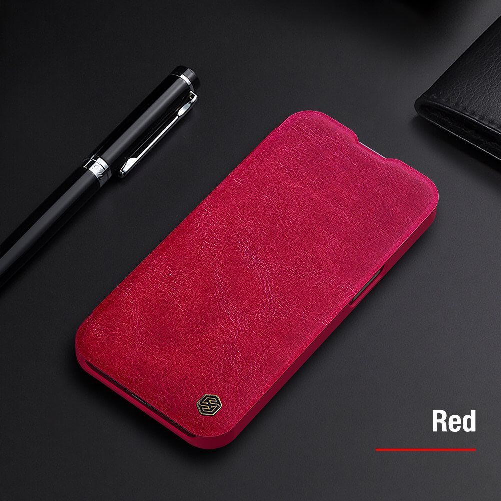 Nillkin Qin Pro Series Leather case for Apple iPhone 13 Pro